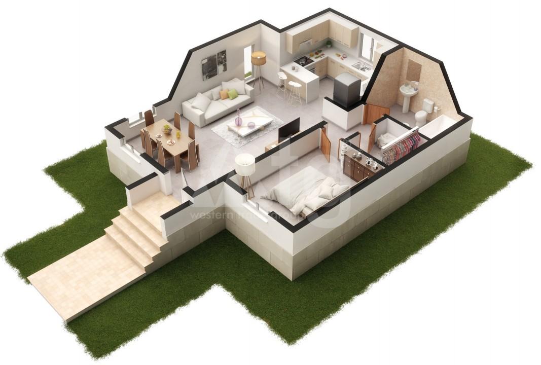 1 bedroom Villa in Balsicas  - US117324 - 18