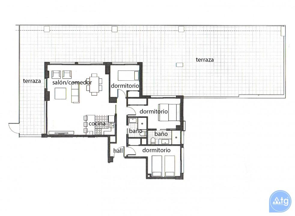 2 bedroom Apartment in Calpe  - SOL116484 - 29