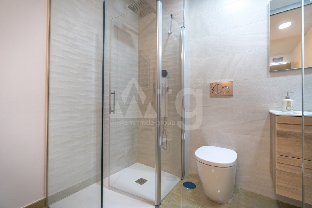 2 bedroom Apartment in Gran Alacant  - AS116011 - 13