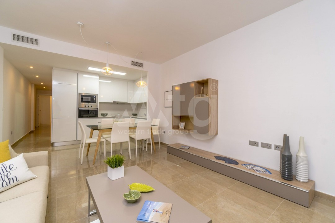 2 bedroom Apartment in Gran Alacant  - AS116011 - 3