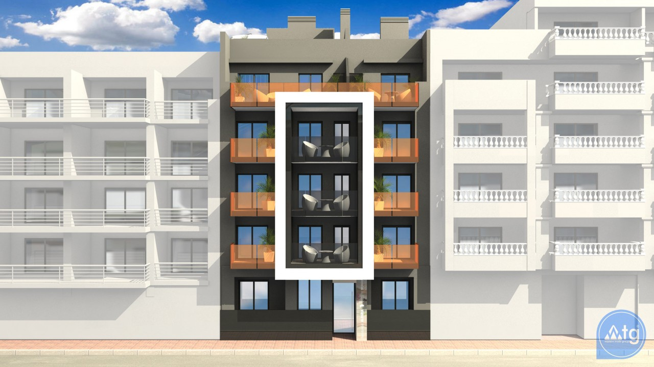 2 bedroom Apartment in Torrevieja  - AG117457 - 3