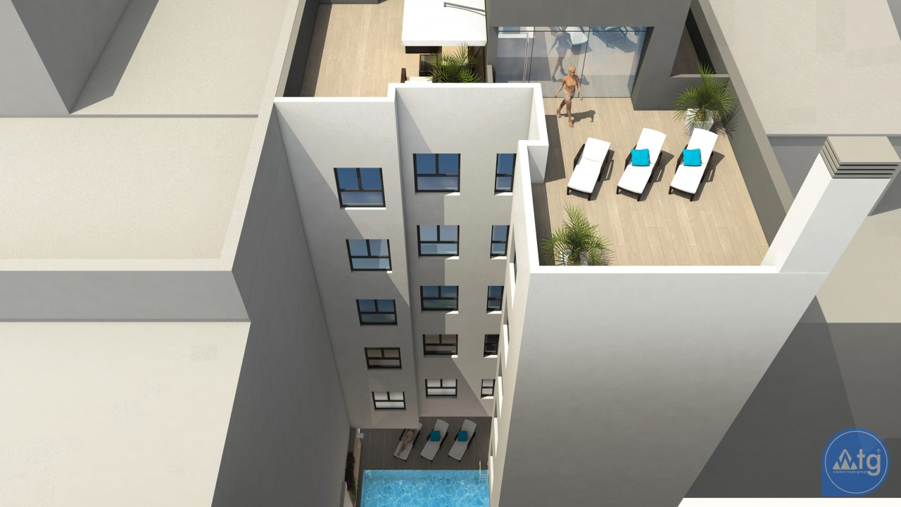 2 bedroom Apartment in Torrevieja  - AG117457 - 7