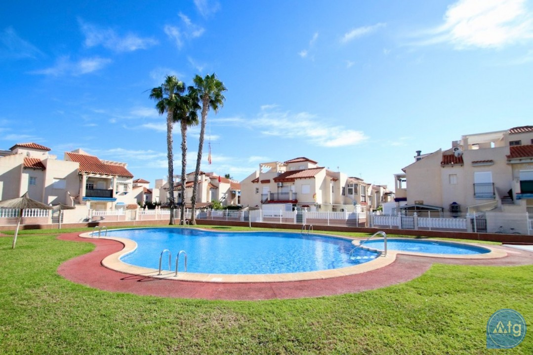 2 bedroom Bungalow in Playa Flamenca  - CRR89545632344 - 2