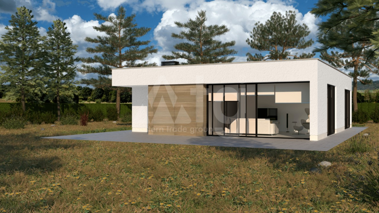 2 bedroom Bungalow in Torrevieja - US6855 - 2