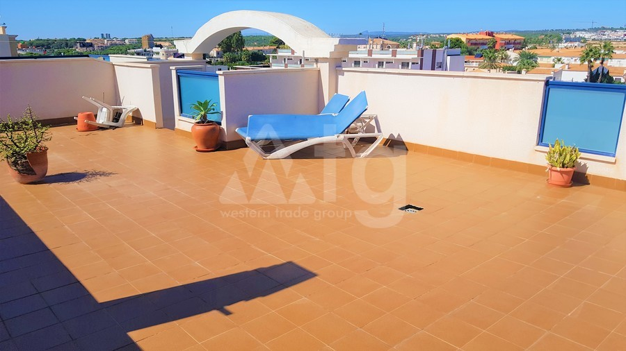 2 bedroom Penthouse in Cabo Roig  - CBH6203 - 2