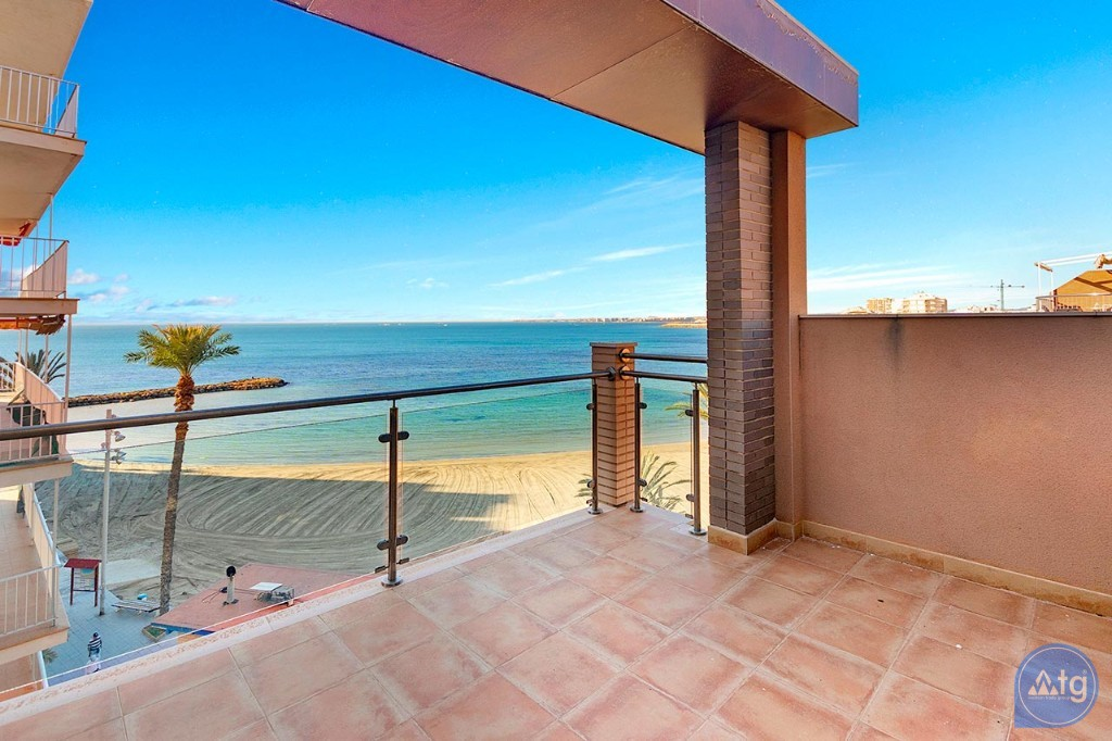 2 bedroom Penthouse in Torrevieja  - MS4576 - 1