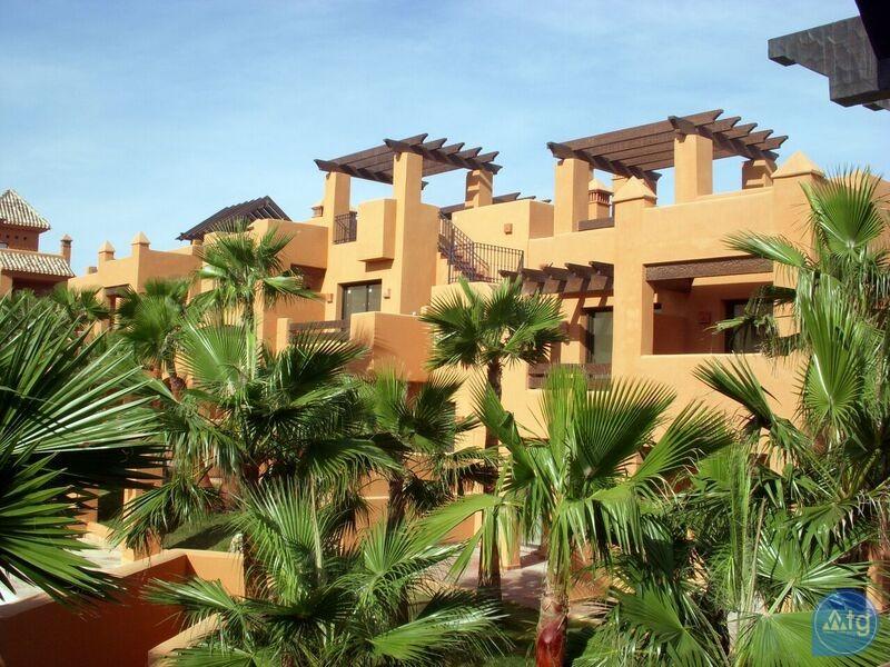 2 bedroom Townhouse in San Miguel de Salinas - AGI3998 - 1