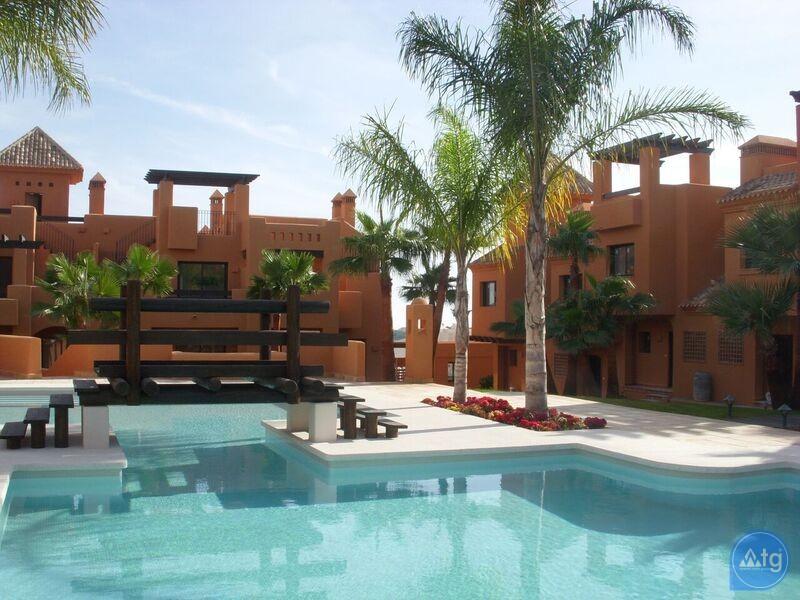 2 bedroom Townhouse in San Miguel de Salinas - AGI3998 - 3