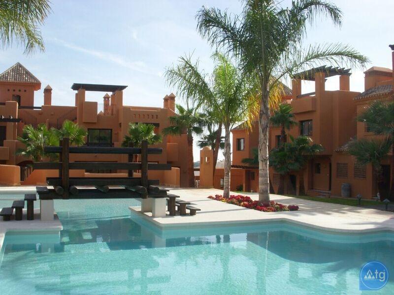2 bedroom Townhouse in San Miguel de Salinas - AGI3998 - 6