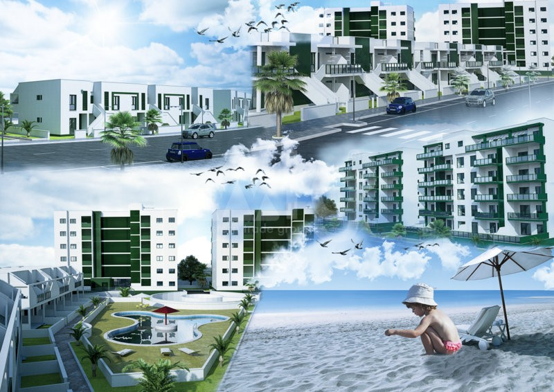 2 bedroom Villa in Los Alcázares - SGN8678 - 5