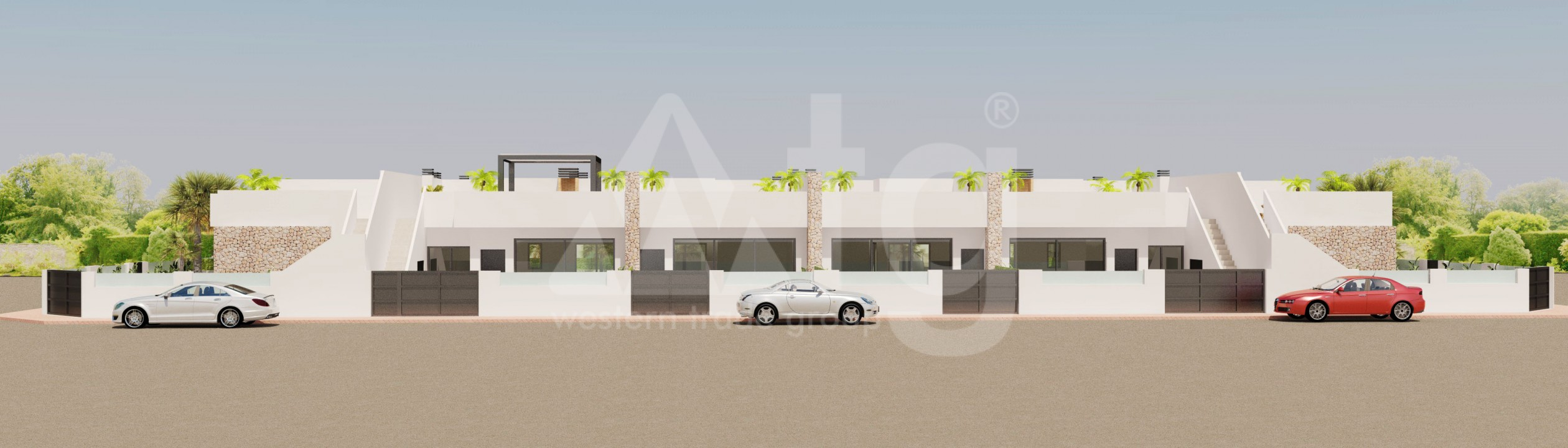 2 bedroom Villa in Santiago de la Ribera  - EF1116452 - 4
