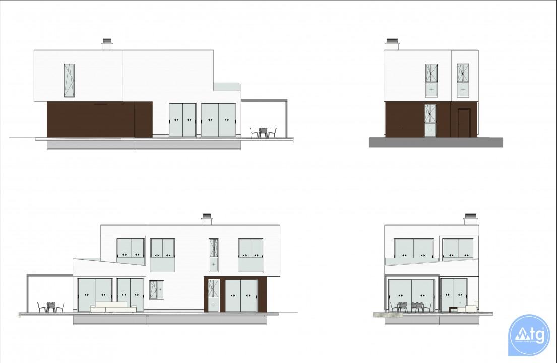 3 bedroom Townhouse in Torrevieja - US6862 - 10