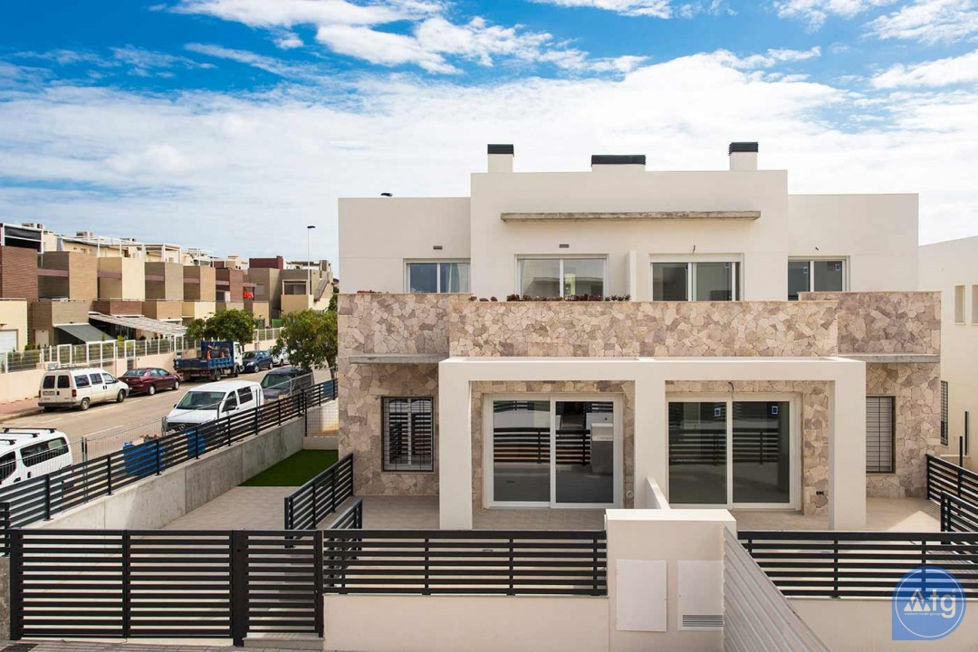 3 bedroom Townhouse in Torrevieja - US6862 - 21