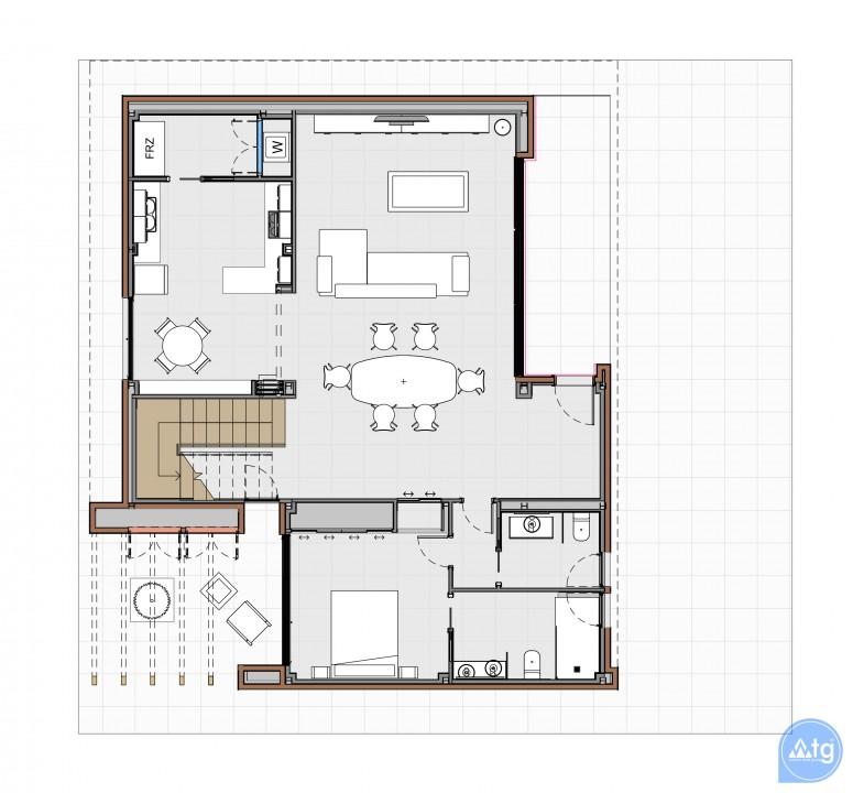 3 bedroom Townhouse in Torrevieja - US6863 - 8
