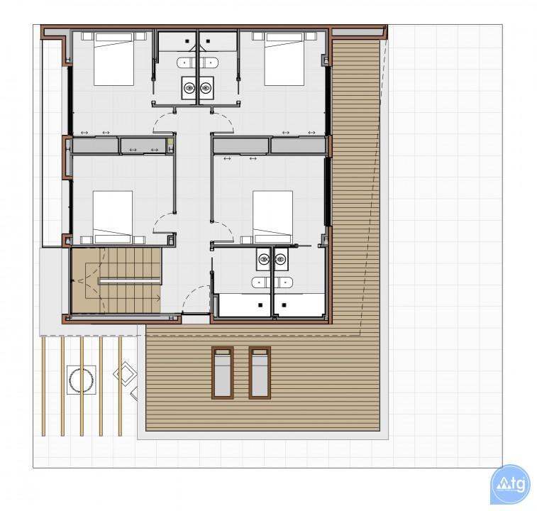 3 bedroom Townhouse in Torrevieja - US6863 - 9