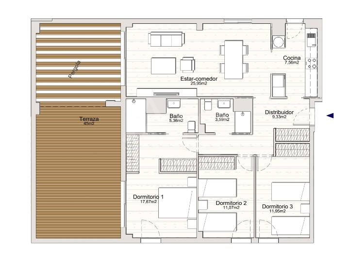 3 bedroom Apartment in Alicante  - QUA1116923 - 41