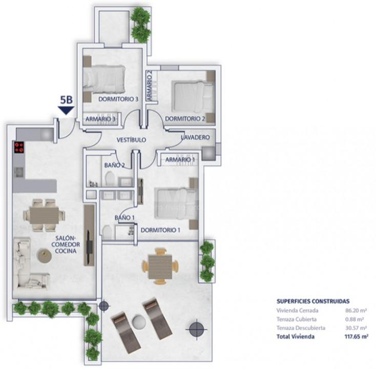3 bedroom Apartment in Calpe  - GF1117690 - 24