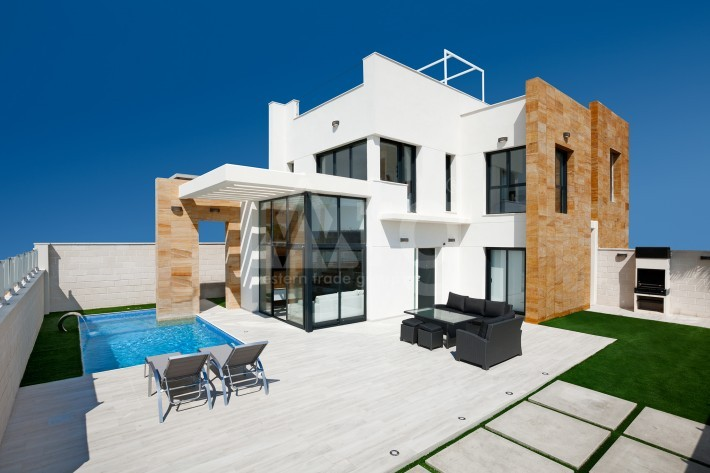 3 bedroom Apartment in Orihuela  - AGI8455 - 2