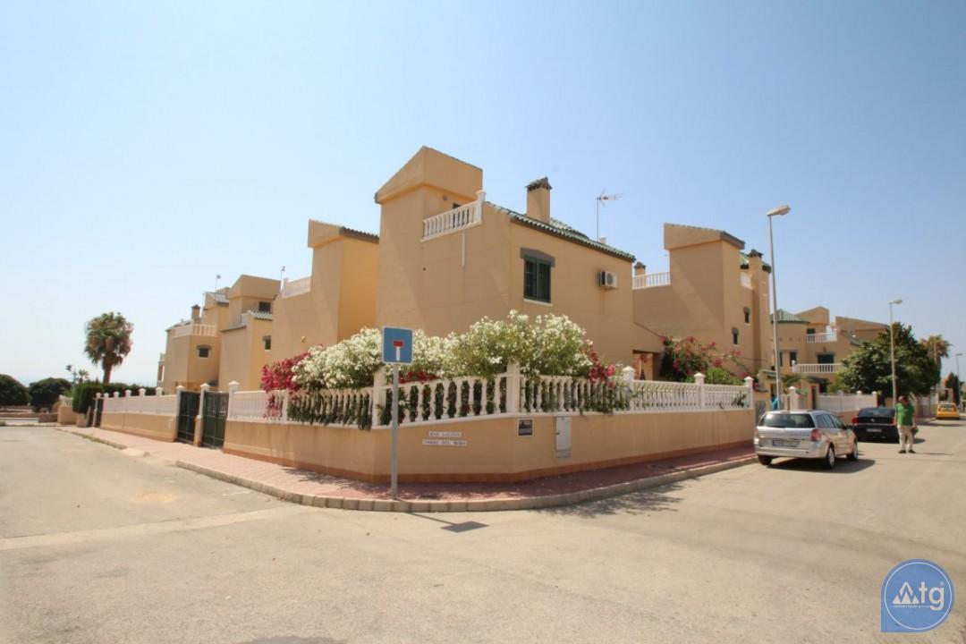 3 bedroom Apartment in Torre de la Horadada - CC2657 - 1