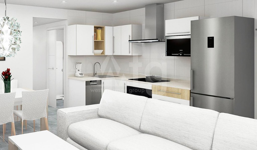 3 bedroom Apartment in Torrevieja - GDO8130 - 3