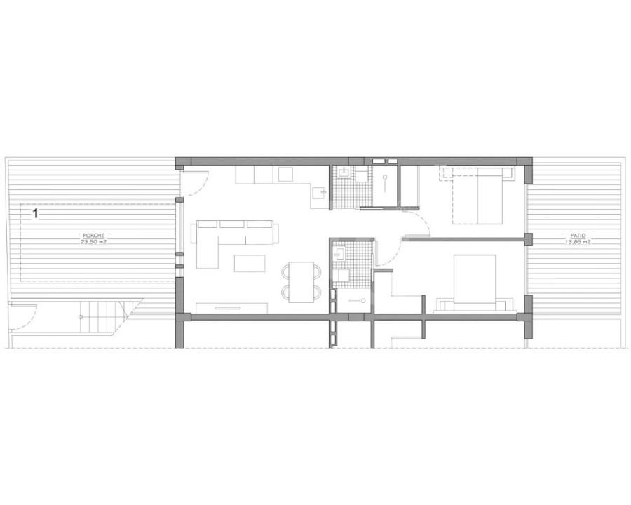3 bedroom Apartment in Torrevieja - GDO8130 - 8
