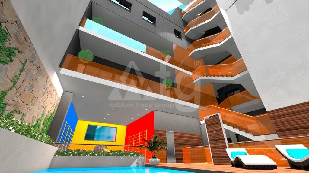 3 bedroom Duplex in Orxeta - APS7774 - 4