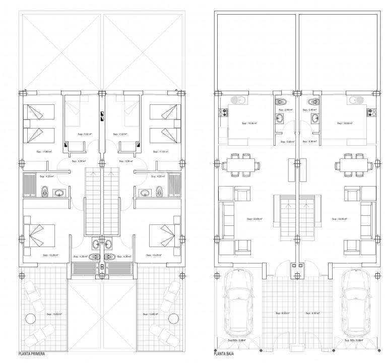 3 bedroom Duplex in Pilar de la Horadada  - CJSL1116806 - 11