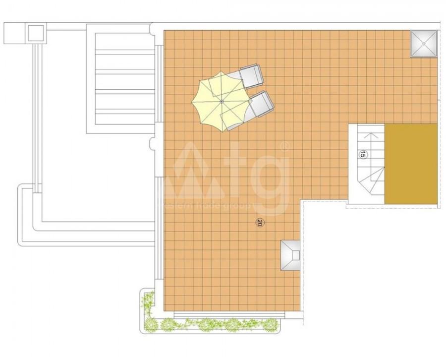 3 bedroom Townhouse in Torre de la Horadada  - W8206 - 9