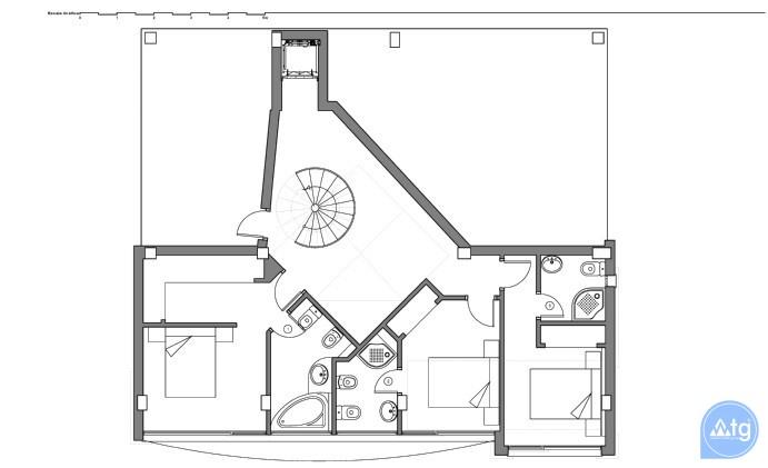 3 bedroom Villa in Altea  - VAP117162 - 18
