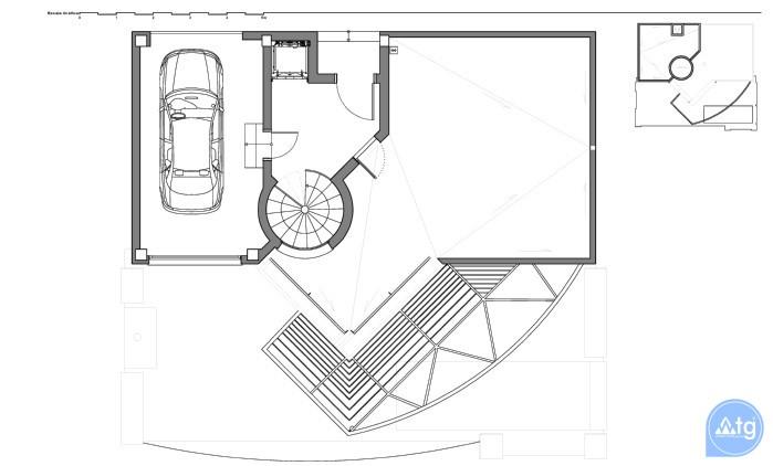 3 bedroom Villa in Altea  - VAP117162 - 20