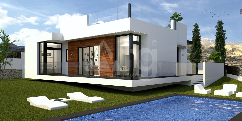 3 bedroom Villa in Busot  - IHA118873 - 2
