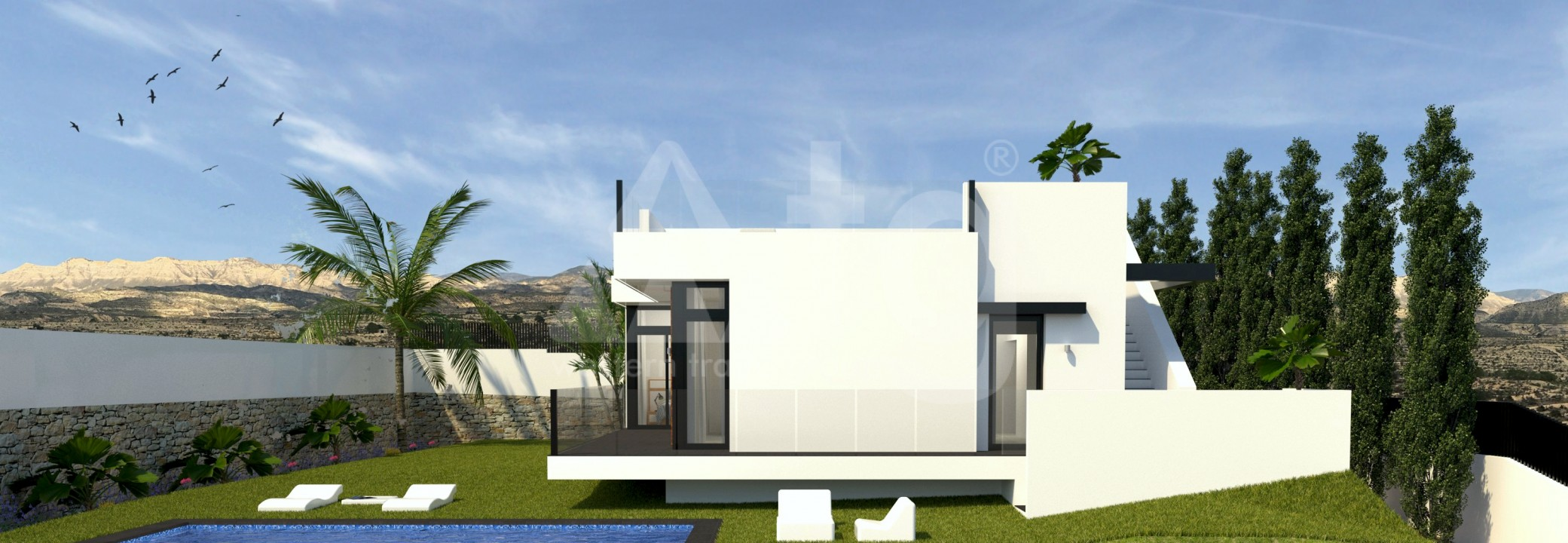 3 bedroom Villa in Busot  - IHA118873 - 7