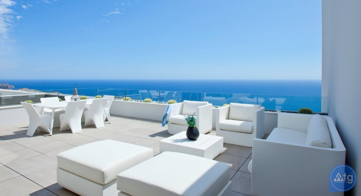 3 bedroom Villa in Cabo Roig - DI6203 - 2