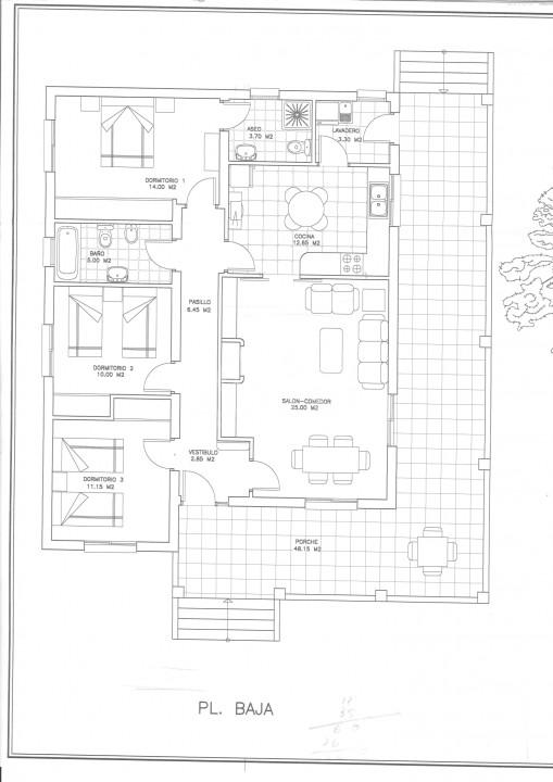 3 bedroom Villa in Cañada De La Leña  - RP1117191 - 30