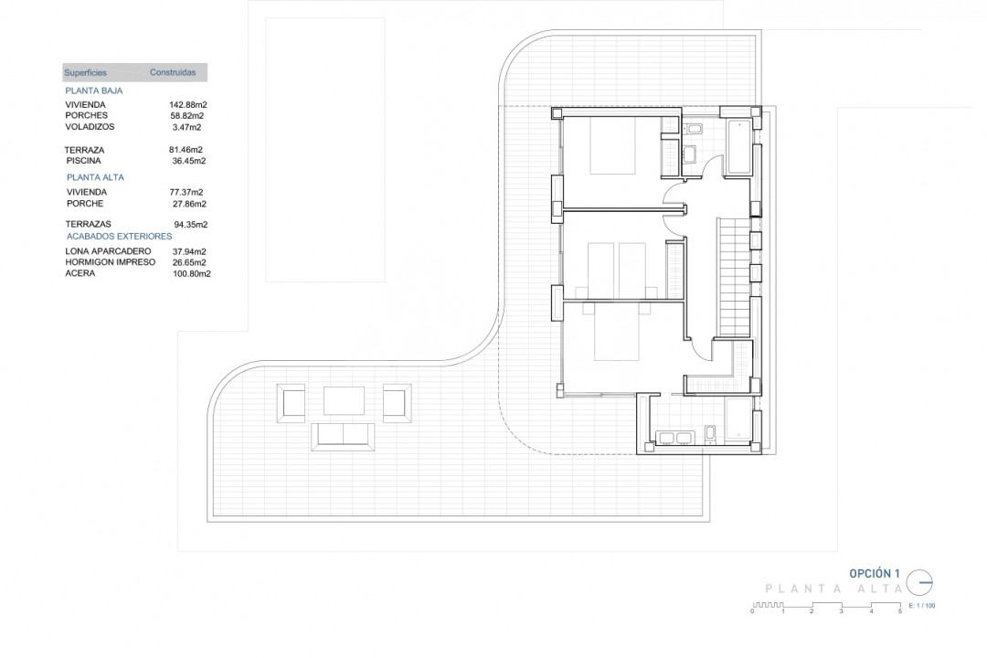 3 bedroom Villa in Ciudad Quesada  - AT115924 - 5