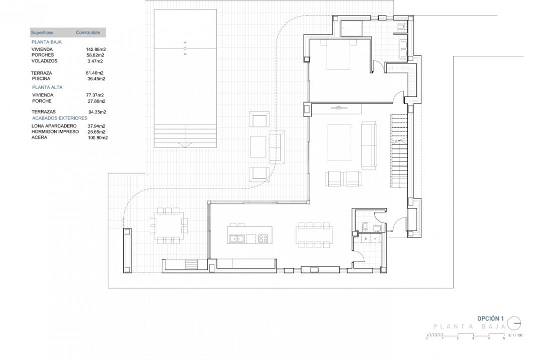 3 bedroom Villa in Ciudad Quesada  - AT115924 - 6