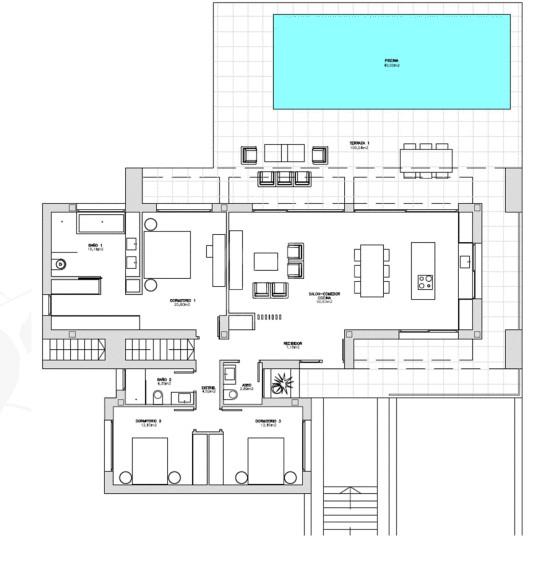 3 bedroom Villa in Ciudad Quesada  - BEV115753 - 7
