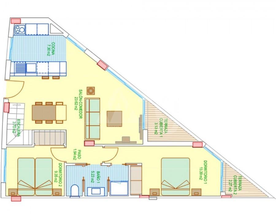 3 bedroom Villa in El Campello - M8147 - 15