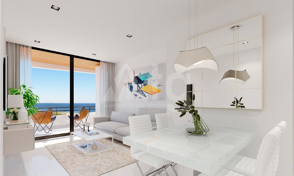 3 bedroom Villa in El Campello - M8147 - 3