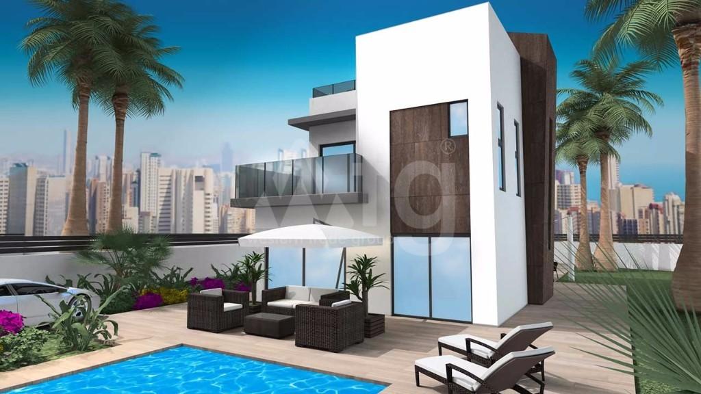 3 bedroom Villa in Finestrat - CG7656 - 3