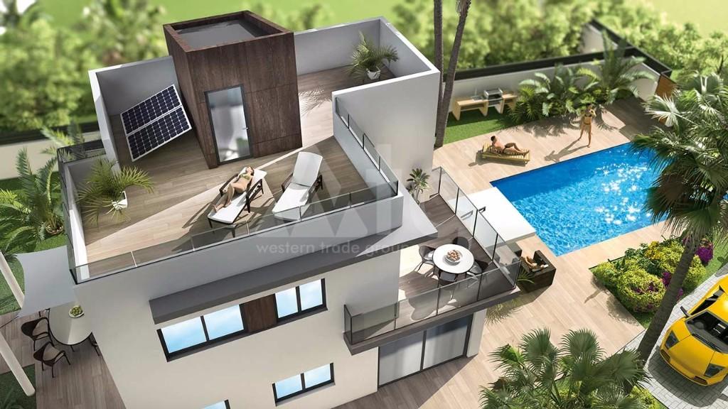 3 bedroom Villa in Finestrat - CG7656 - 4