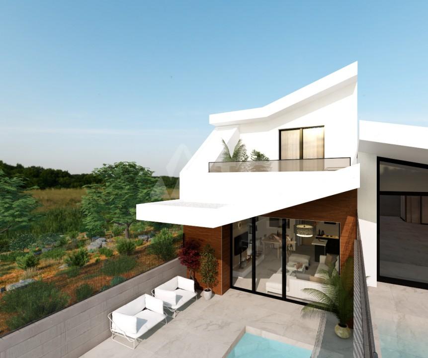 3 bedroom Villa in Finestrat  - EH115894 - 4