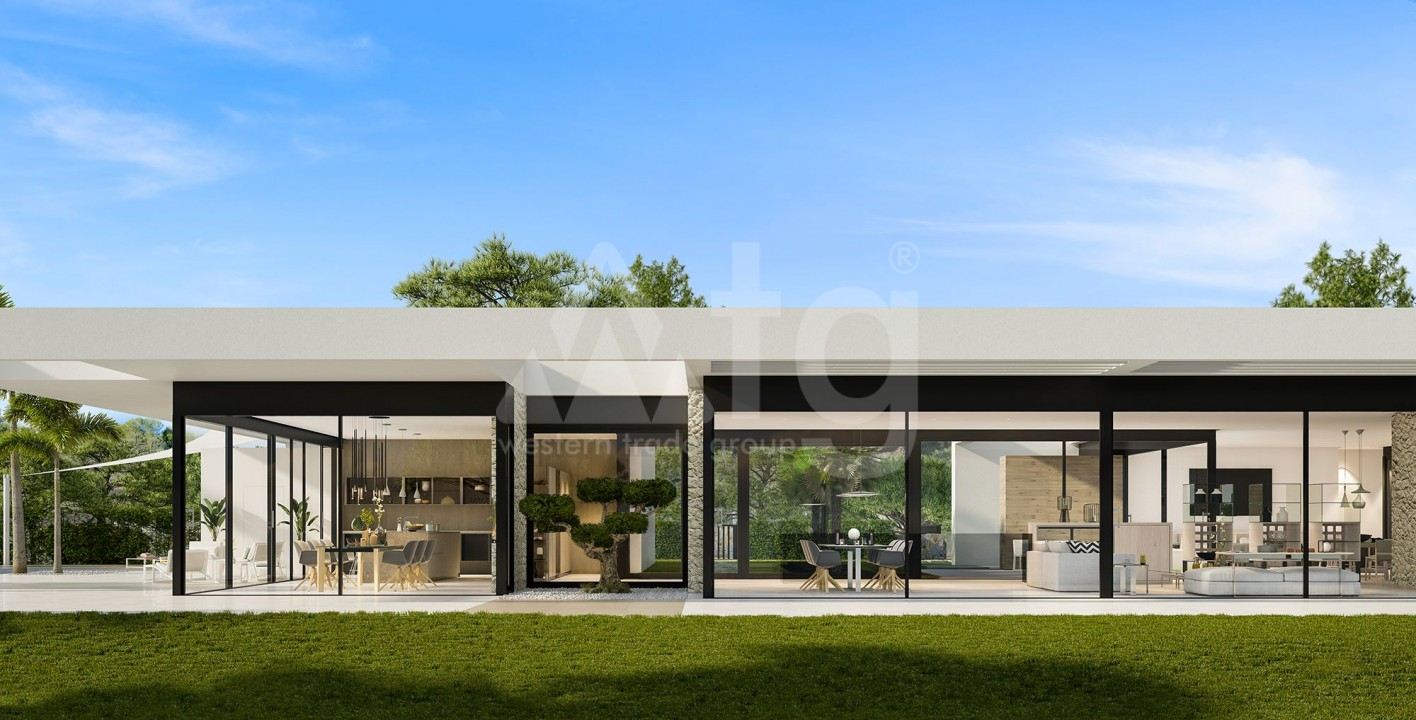 3 bedroom Villa in Finestrat - PT6727 - 8