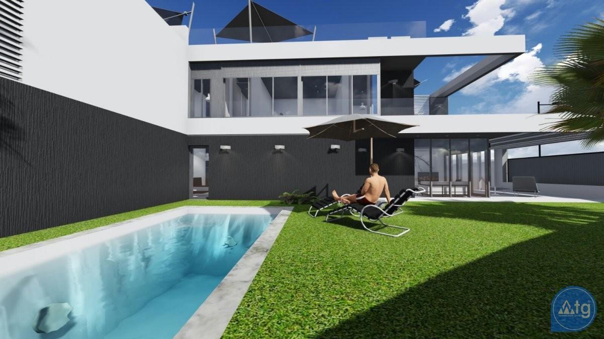 3 bedroom Villa in Los Alcázares - ASU10001 - 1