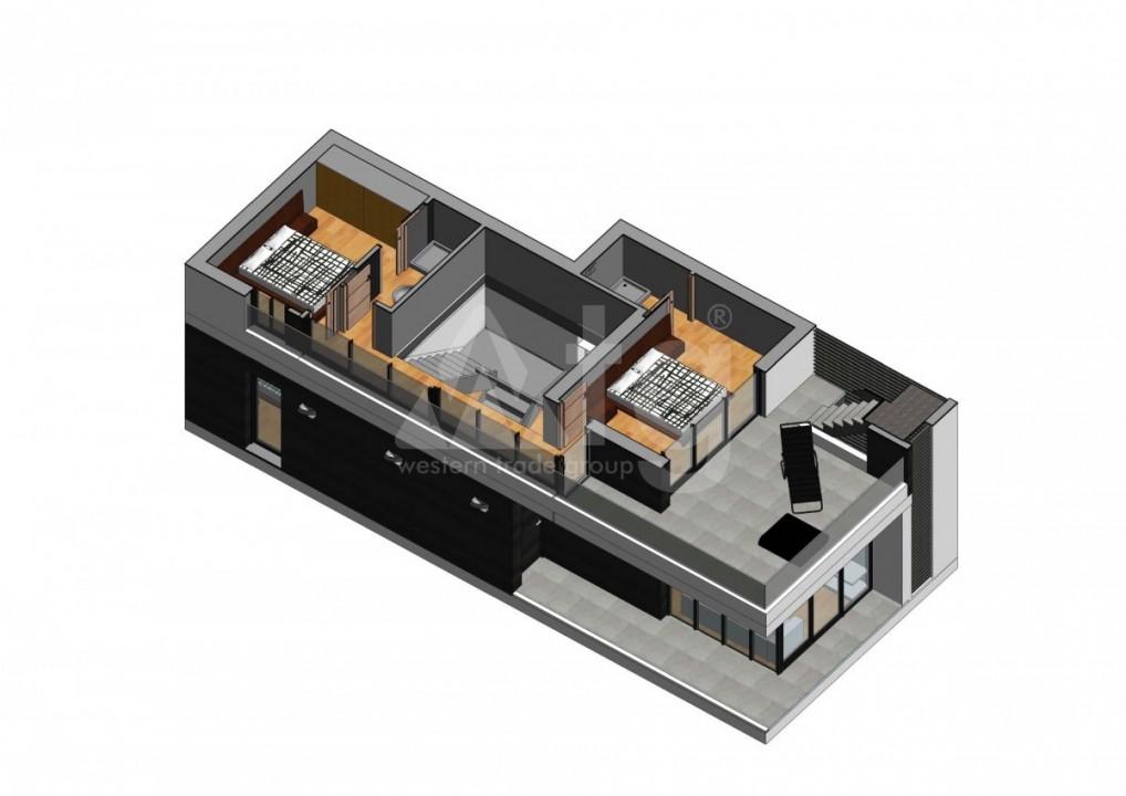3 bedroom Villa in Los Alcázares - ASU10001 - 11