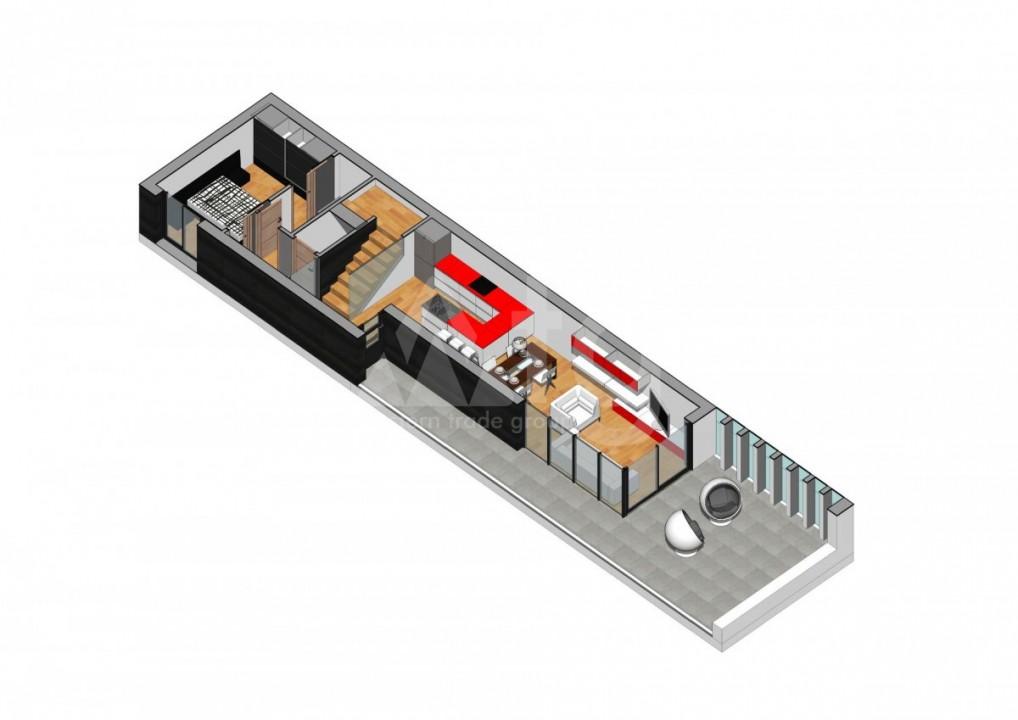 3 bedroom Villa in Los Alcázares - ASU10001 - 15