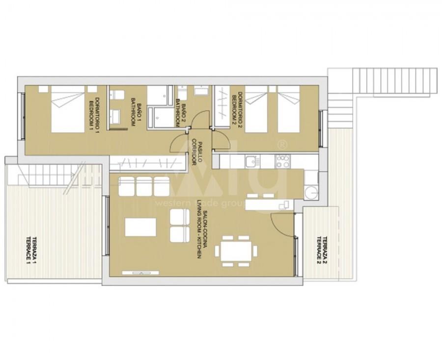 3 bedroom Villa in Los Alcázares - DS8138 - 10