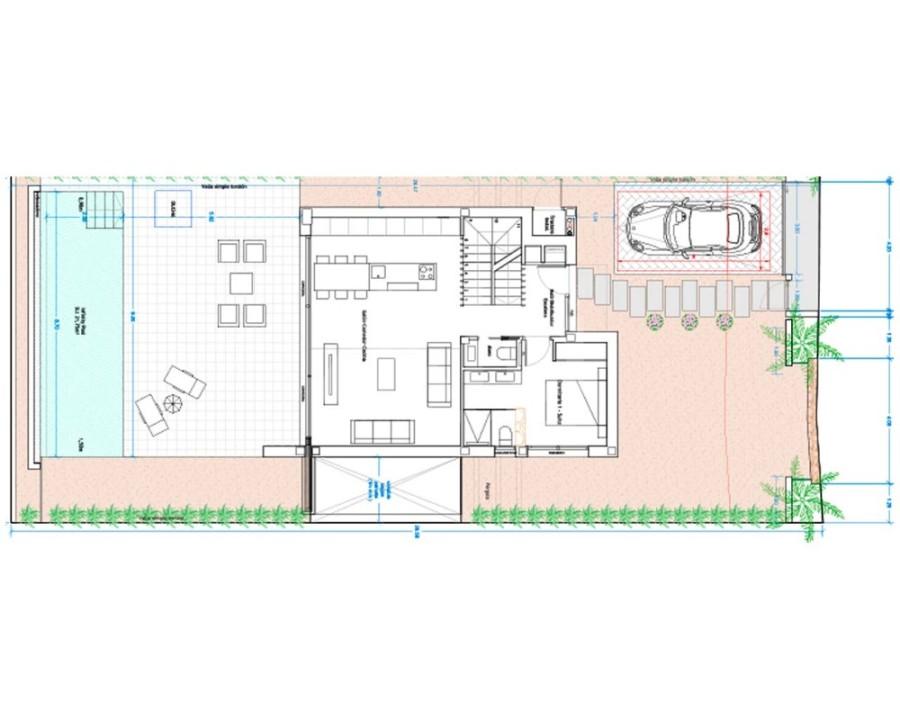 3 bedroom Villa in Rojales - BL7780 - 21