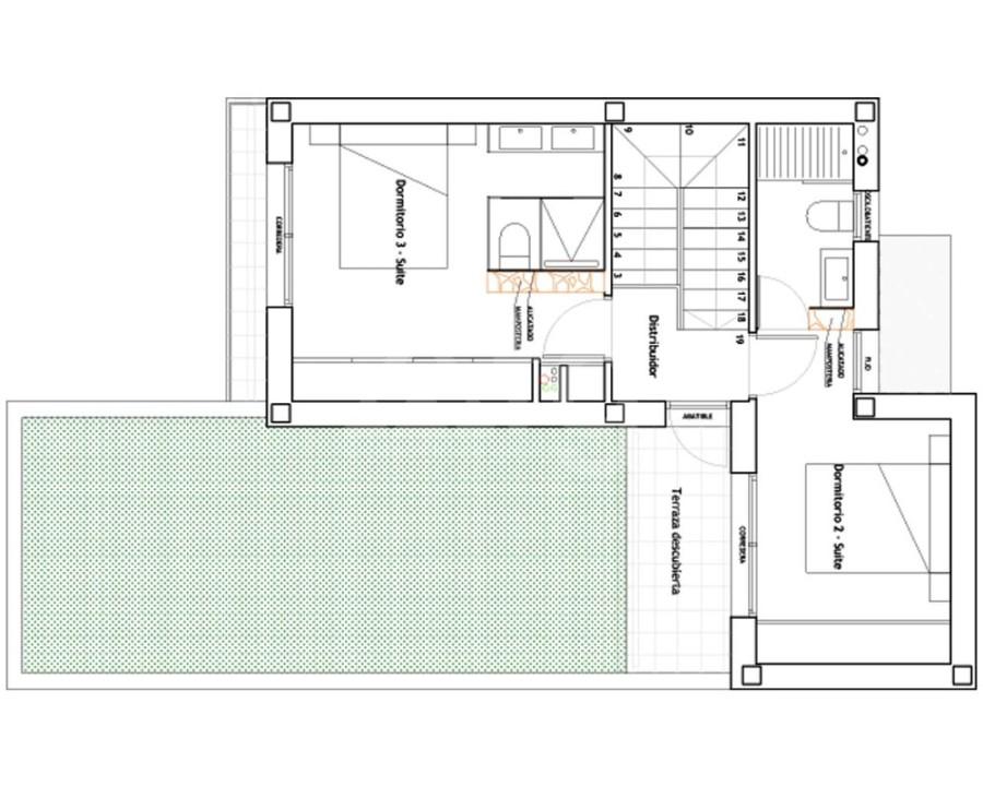 3 bedroom Villa in Rojales - BL7780 - 22