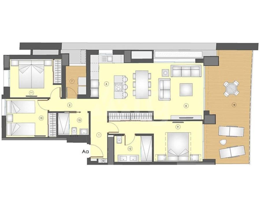 3 bedroom Villa in Rojales  - GV8183 - 23
